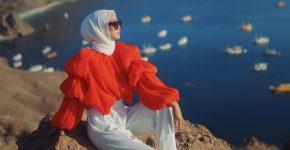 Inspirasi Style OOTD Hijab Ala Selebgram